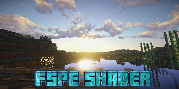 FSPE Shader for MCPE poster