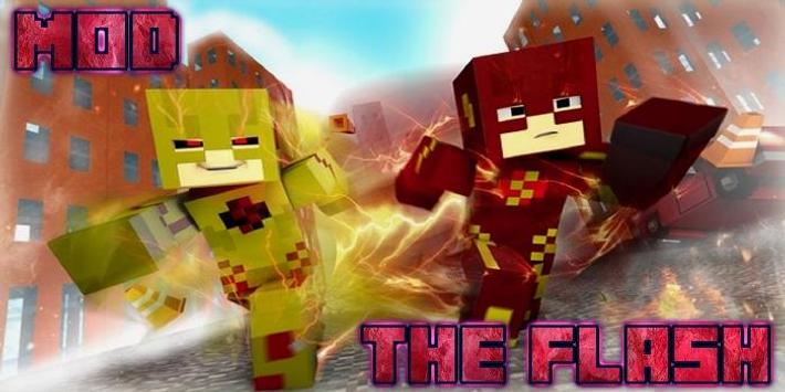 1 Schermata MOD Sprinter Hero Flah For MCPE
