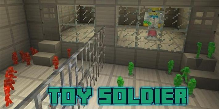 Toy Soldier Add-on for MCPE screenshot 1