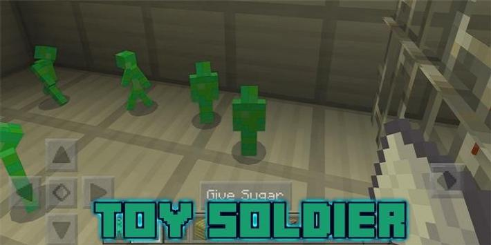 Toy Soldier Add-on for MCPE screenshot 2