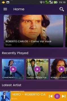 Roberto Carlos's Track Group screenshot 2
