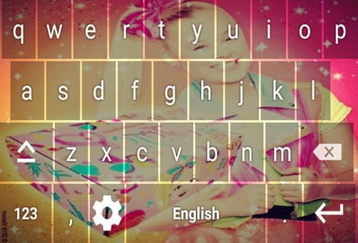 Jojo Siwa Keyboard Theme screenshot 4
