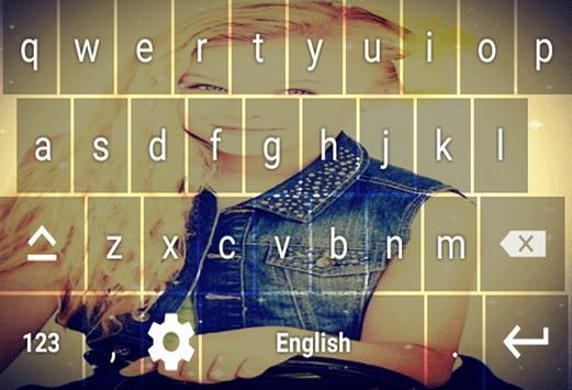 Jojo Siwa Keyboard Theme screenshot 5
