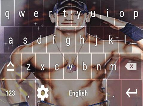 Keyboard For John Cena screenshot 2