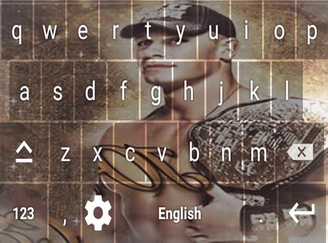 Keyboard For John Cena screenshot 1