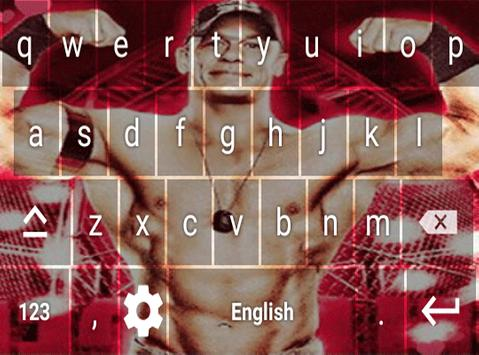 Keyboard For John Cena screenshot 5