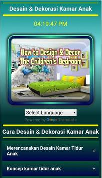How to decorate a child's room poster