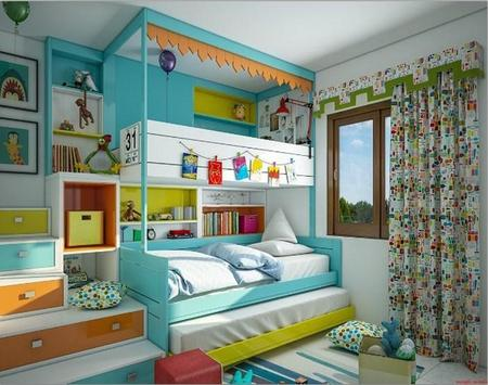 How to decorate a child's room screenshot 6
