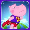 Kids Superheroes free icon
