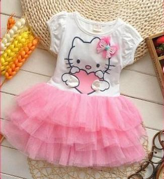 Kids Girl Clothes Design screenshot 12