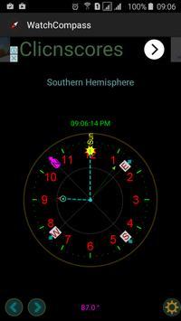 """Compass """"No magnetic sensor """" screenshot 4"""
