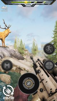 Deer Hunting Covert Sniper Hunter screenshot 17