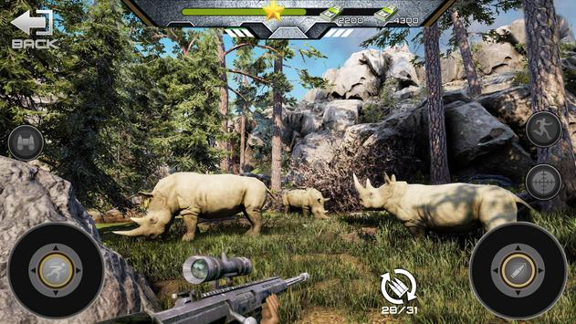 Deer Hunting Covert Sniper Hunter screenshot 3