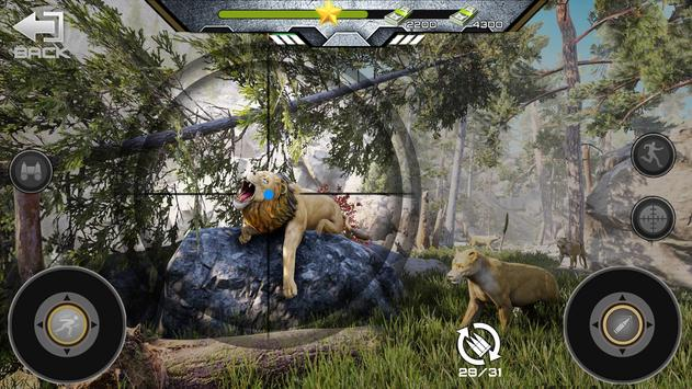Deer Hunting Covert Sniper Hunter screenshot 4