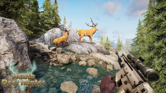 Deer Hunting Covert Sniper Hunter screenshot 6