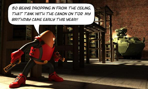 Killer Bean Unleashed screenshot 4