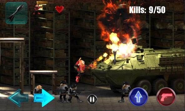 Killer Bean Unleashed screenshot 5