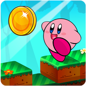 Kirbi in dream land adventure icon