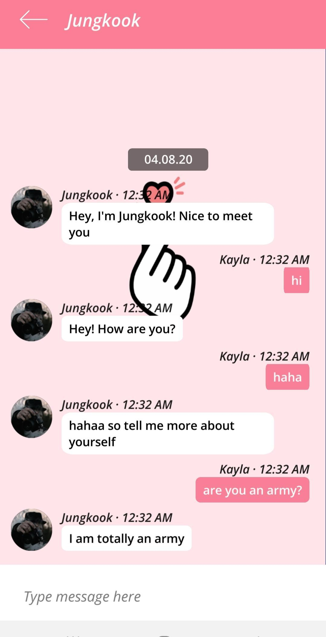 Idol Chat For Android Apk Download