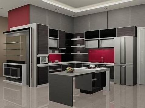 Kitchen Set Designs screenshot 4