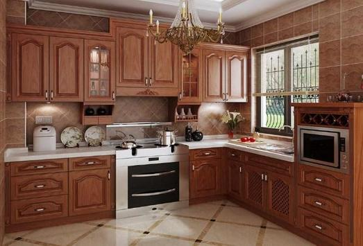 Kitchen Set Designs screenshot 5