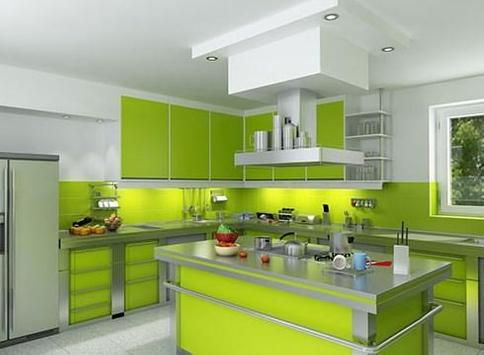 Kitchen Set Designs screenshot 7