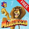 Madagascar Surf n' Slides Free 圖標