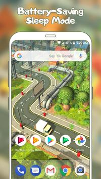 Cartoon World - Live Wallpaper screenshot 7