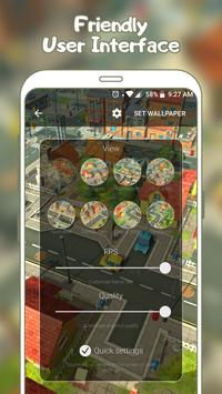 Cartoon World - Live Wallpaper screenshot 11