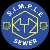 S.I.M.P.L.E  Sewer icon