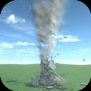 Destruction physics: building demolition sandbox APK Android
