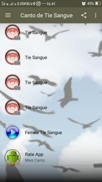 Canto de Tie Sangue screenshot 2