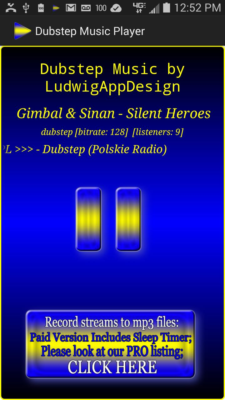 Dubstep Music Player for Android - APK Download