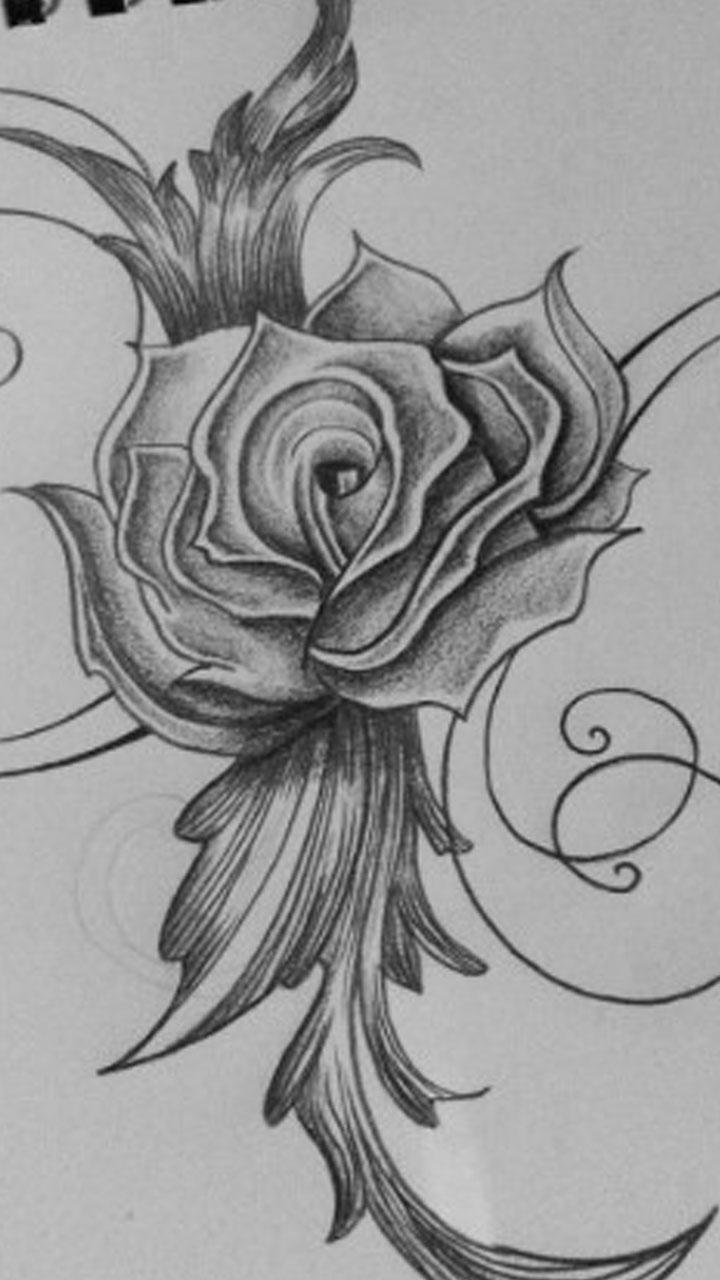 Sketch Painting Flowers For Android APK Download