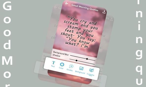 Good Morning Quotes screenshot 6