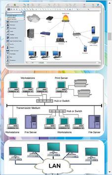 LAN installation design screenshot 1