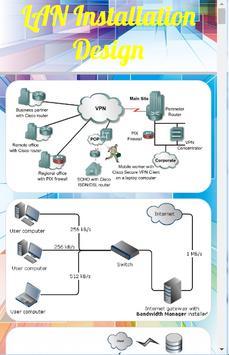 LAN installation design screenshot 3