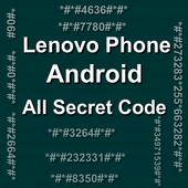 Mobiles Secret Codes of LENOVO icon