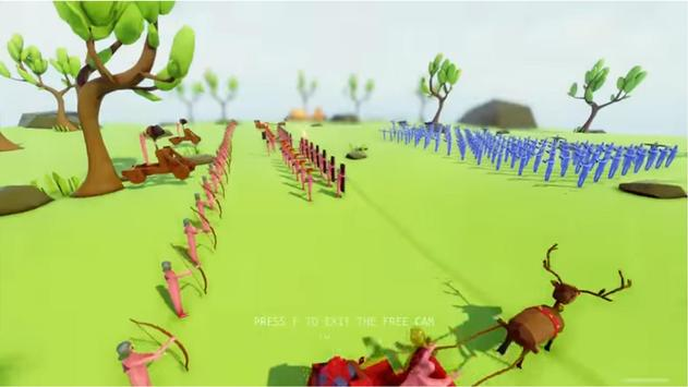 Totally Battlegrounds Simulator screenshot 2