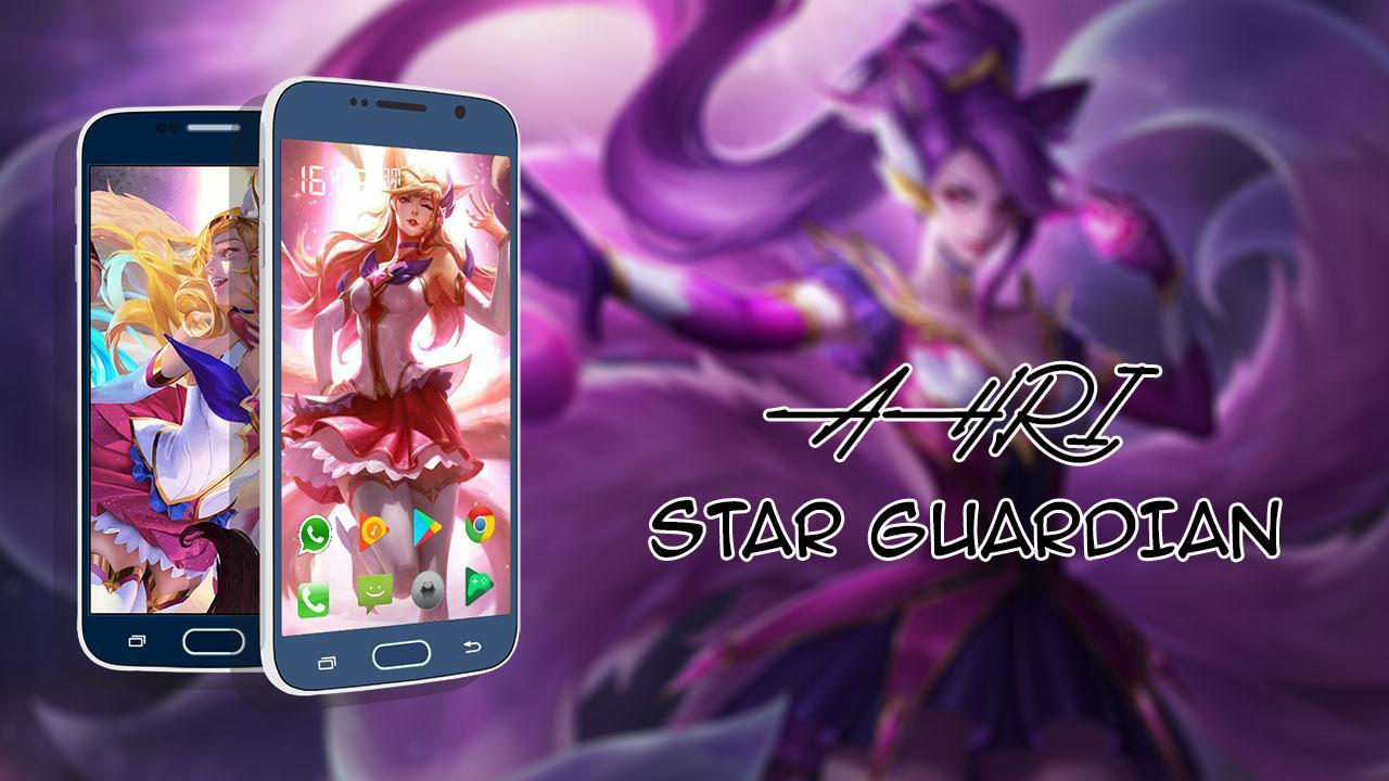 Ahri Live Wallpaper For Android Apk Download