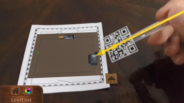 AR Electrical Circuit poster