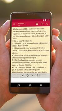 La Sacra Bibbia Gratuito in italiano screenshot 2