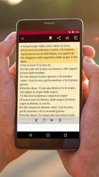 La Sacra Bibbia Gratuito in italiano screenshot 5