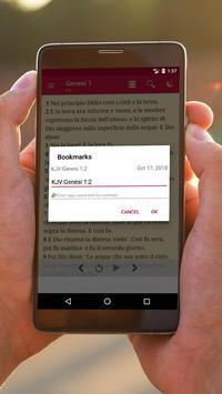 La Sacra Bibbia Gratuito in italiano screenshot 6