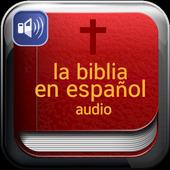 la biblia en español audio icon