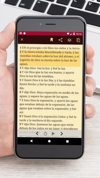la biblia en español audio screenshot 5