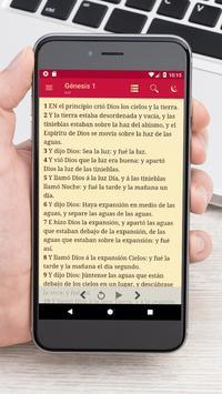 la biblia en español audio screenshot 2