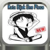 Kata Bijak One Piece icon