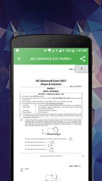 10 Years Jee Advance Solved Papers Offline screenshot 2