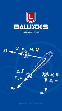 Lapua Ballistics Plakat
